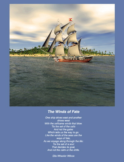 winds of fate poster